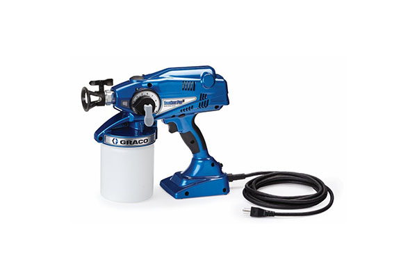 the graco 16n673 electric paint sprayer is designed to help both pro