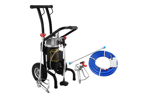 mophorn airless paint sprayer 900w 3000psi